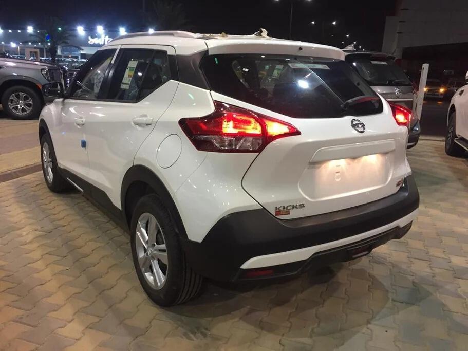 تقدم بطلب شراء Nissan Kicks  2020 Standard  - 60413 - صوره