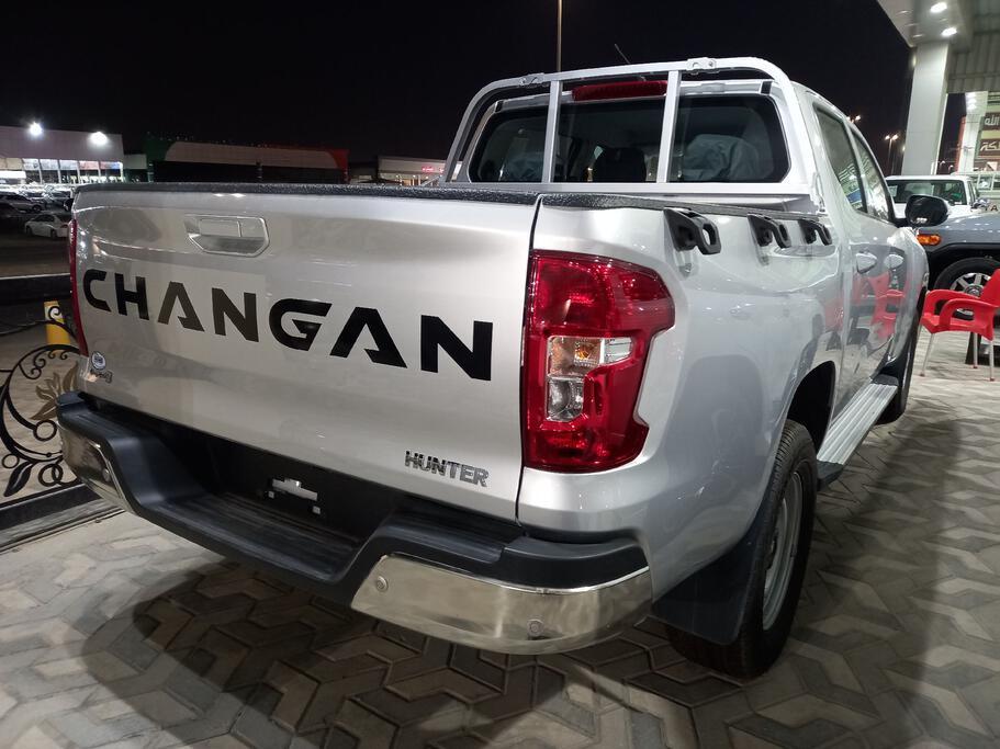 تقدم بطلب شراء شانجان هنتر أوميغا 2021 ستاندر  - 64377 - صوره