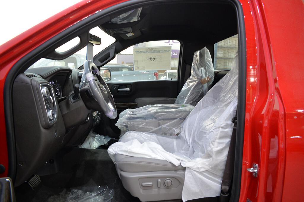 تقدم بطلب شراء GMC سييرا SLE 2021 ستاندر دبل - 65031 - صوره