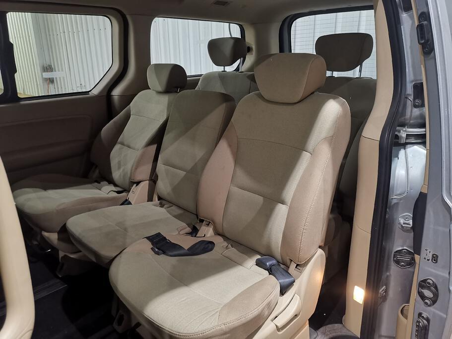 تقدم بطلب شراء هونداي H1 ركاب 2018 ستاندر  - 65593 - صوره