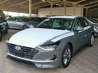 سيارة هونداي سوناتا 2020 سعودي جديد للبيع