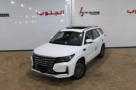 شانجان CS95-4WD بلاتينيوم 2022 سعودي جديد