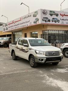تويوتا هايلكس GLX بنزين 2021 غمارتين فل سعودي جديد