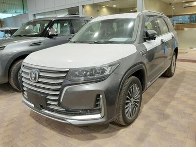 سيارة شانجان CS95 كلاسيك 2021 سعودي جديد للبيع
