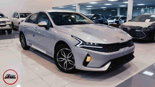 سيارة كيا k5 ستاندر 2021 DL سعودي 2.0 cc جديد - شامل الضريبة للبيع