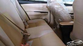 تويوتا يارس 2020 بدون شاشة  طيس سعودي اللون بني  للبيع في الرياض - السعودية - صورة صغيرة - 6