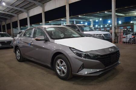 سيارة هونداي النترا  2021 سعودي جديد للبيع
