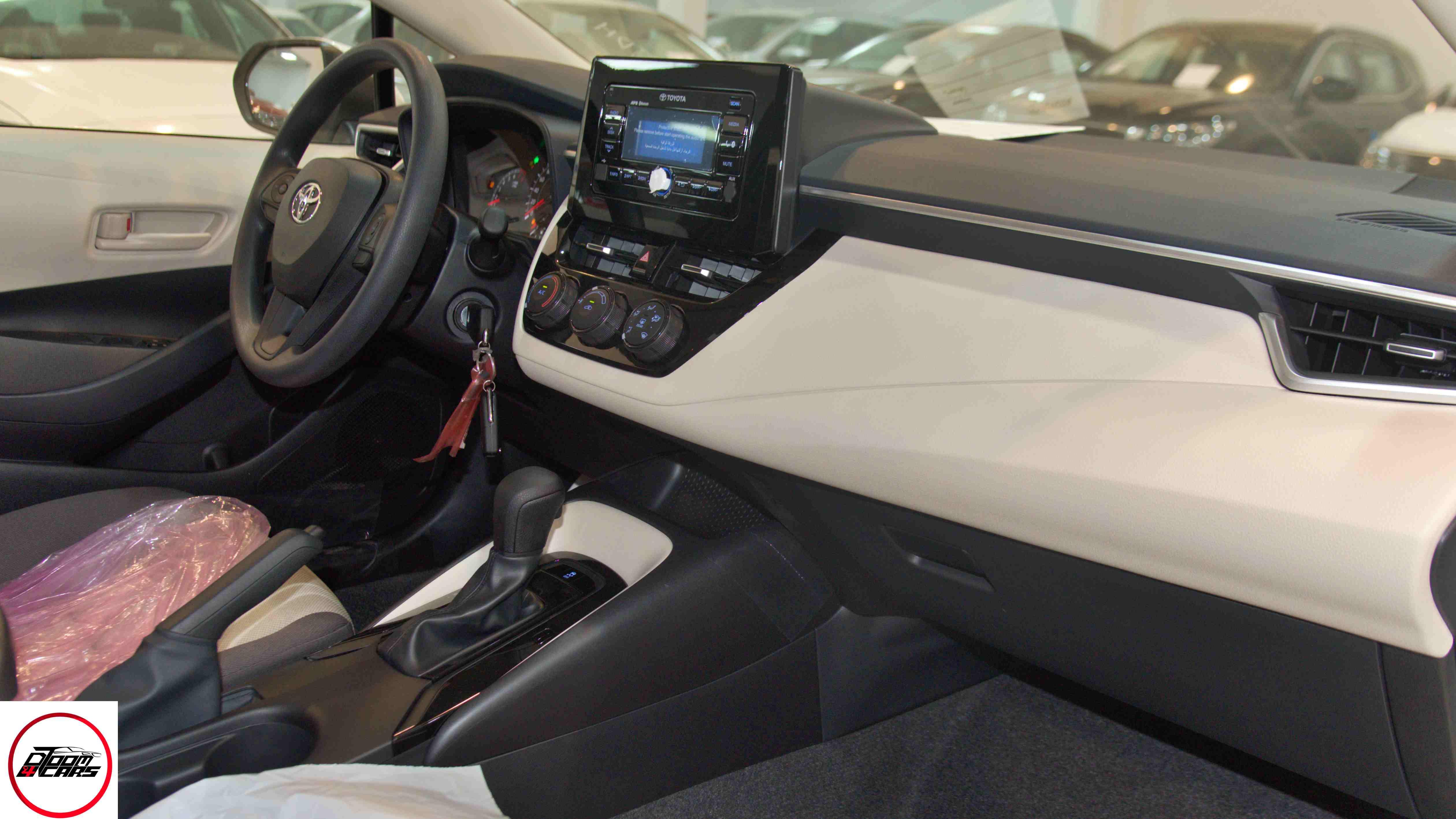 تويوتا كورولا 2021 XLi ستاندر طيس  سعودي  للبيع في الرياض - السعودية - صورة كبيرة - 8