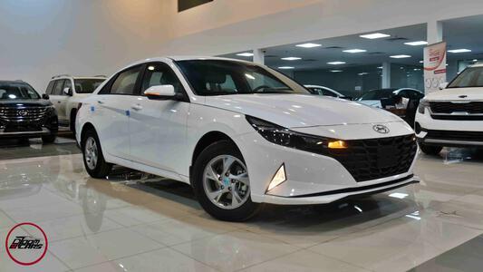 سيارة هونداي النترا 2021   سمارت   2.0 CC   سعودي جديد  للبيع