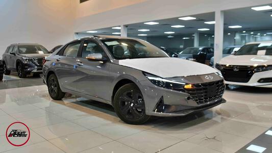 سيارة هونداي النترا 2021 بصمة فتحة 2.0 cc سعودي  جديد  للبيع