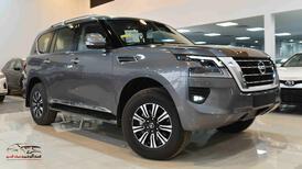 نيسان باترول 2021 تيتانيوم V6 سعودي SE  جديد  للبيع في الرياض - السعودية - صورة صغيرة - 1