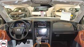 نيسان باترول 2021 تيتانيوم V6 سعودي SE  جديد  للبيع في الرياض - السعودية - صورة صغيرة - 6