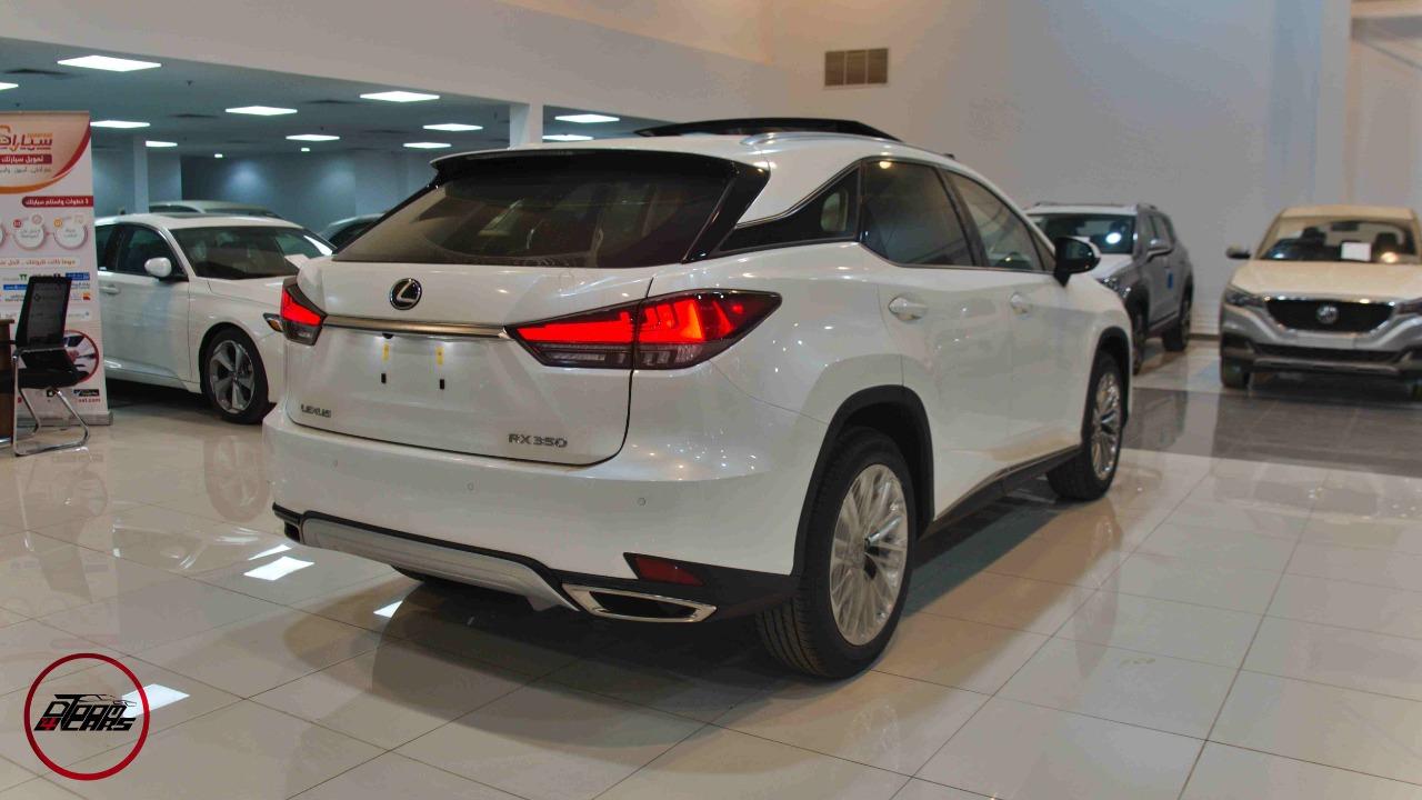لكزس RX 350 م 2021 فئة 2021  جيب BB سعودي فل جديد _ شامل الضريبة للبيع في الرياض - السعودية - صورة كبيرة - 3
