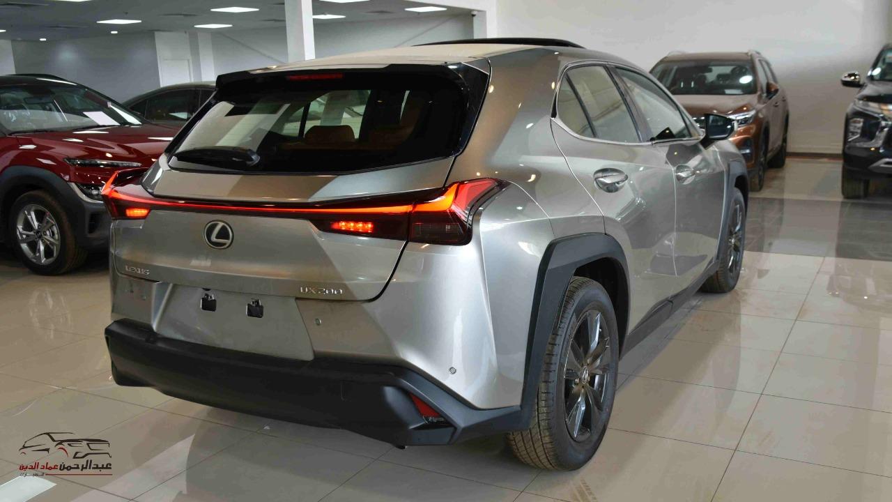 لكزس   2021   UX 200-AA ستاندر  سعودي جديد  للبيع في الرياض - السعودية - صورة كبيرة - 4