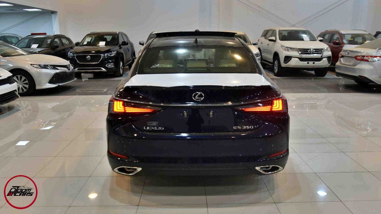 لكزس 2021( ES350 )    فئة CC  سعودي  للبيع في الرياض - السعودية - صورة كبيرة - 6