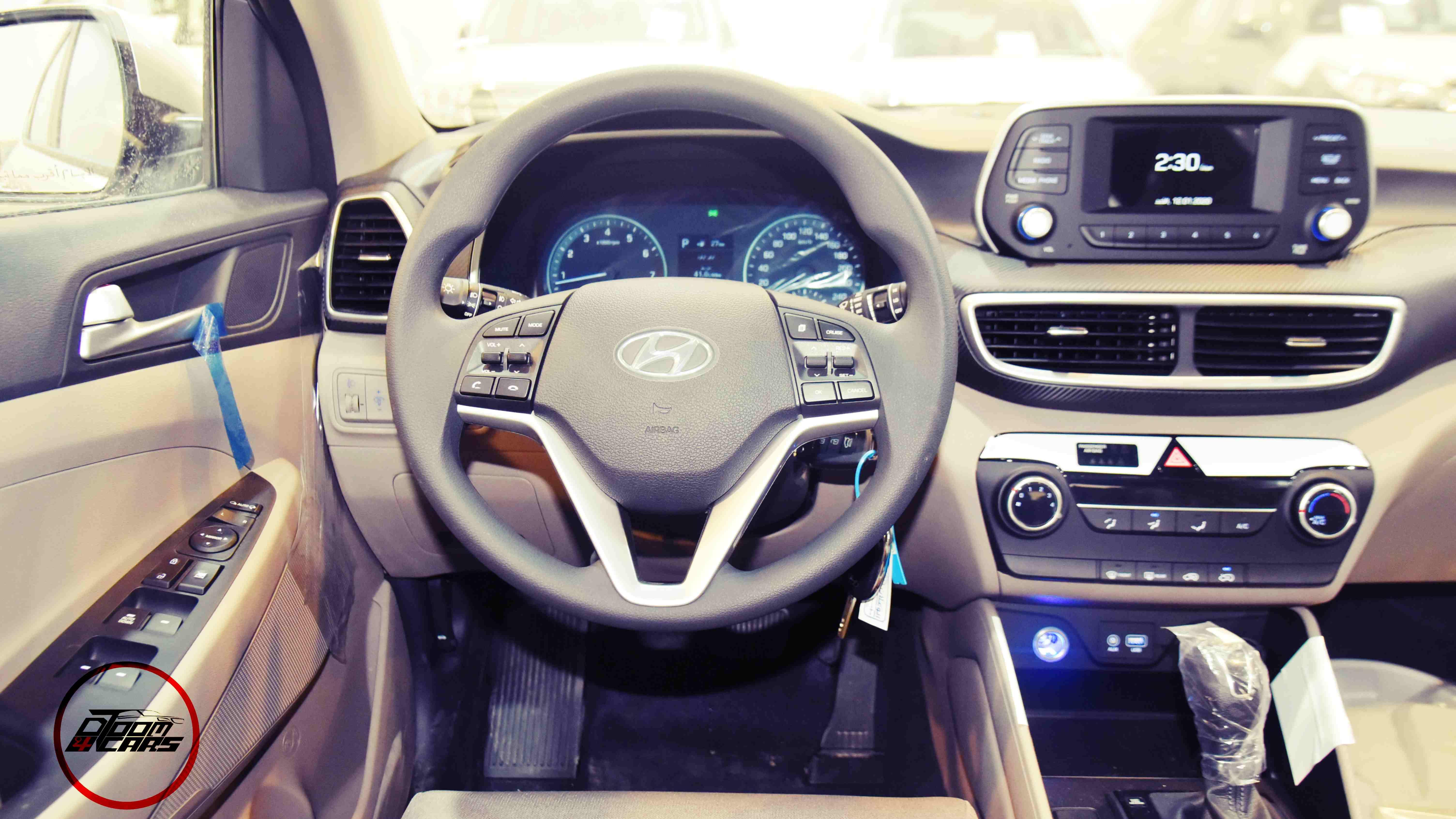 هونداي توسان 2021 ستاندر 2.0 سيسي سعودي جديد للبيع في الرياض - السعودية - صورة كبيرة - 7