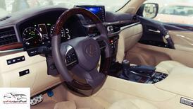 لكزس 2021   LX 570 فئة S S ابواب شفط  بريمي آخر دفعة  للبيع في الرياض - السعودية - صورة صغيرة - 8