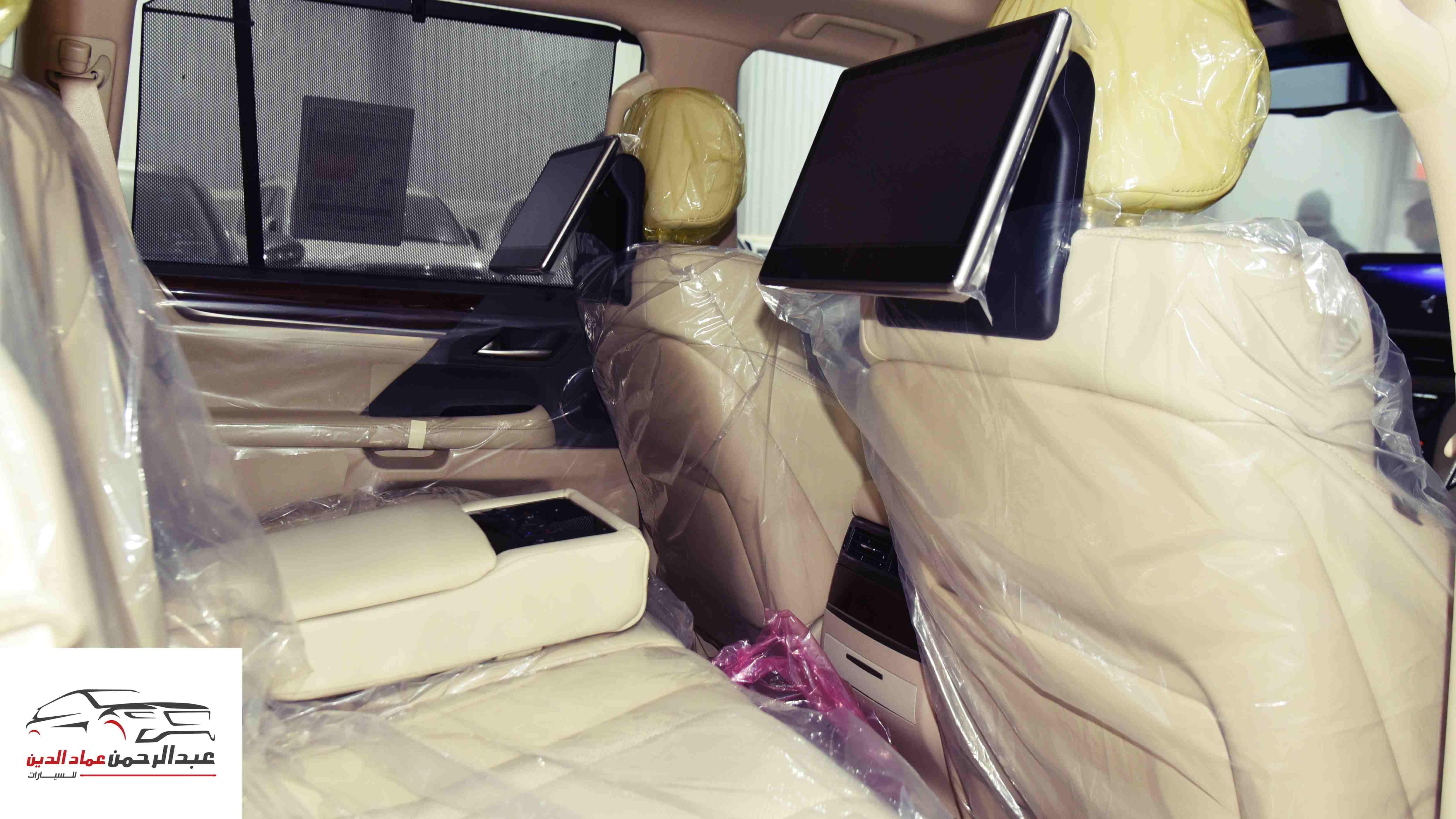 لكزس 2021   LX 570 فئة S S ابواب شفط  بريمي آخر دفعة  للبيع في الرياض - السعودية - صورة كبيرة - 10