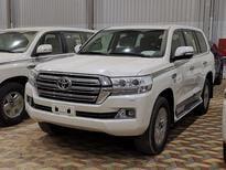 تويوتا لاندكروزر VXR خليجي 2021 نص فل جديد للبيع في الرياض - السعودية - صورة صغيرة - 2