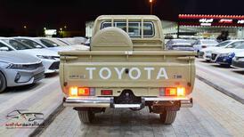 تويوتا شاص 2021 لميتد  ونش 11 ريشة  شاشة  بنزين  سعودي   للبيع في الرياض - السعودية - صورة صغيرة - 4