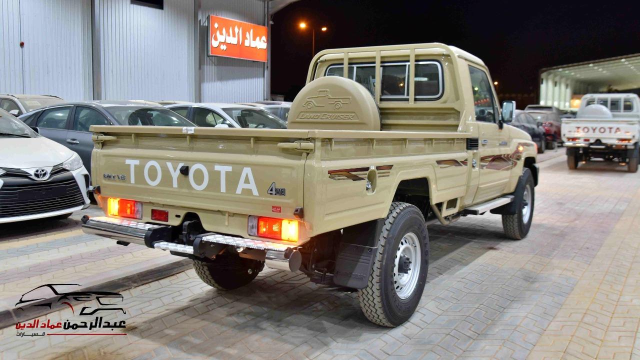 تويوتا شاص 2021 لميتد  ونش 11 ريشة  شاشة  بنزين  سعودي   للبيع في الرياض - السعودية - صورة كبيرة - 2