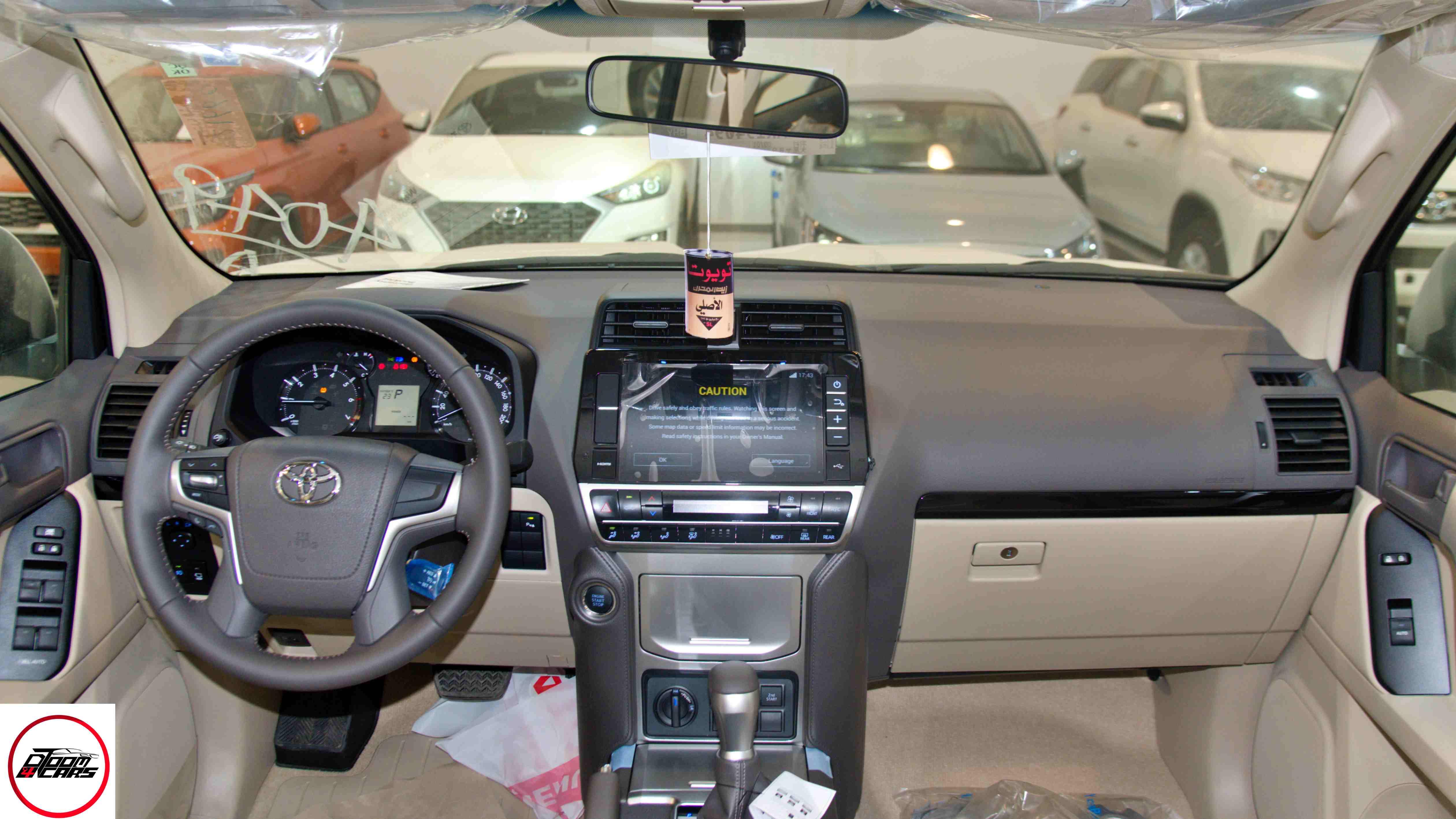 تويوتا  برادو  2021   TXL1   بنزين 6 سلندر   سعودي  للبيع في الرياض - السعودية - صورة كبيرة - 5