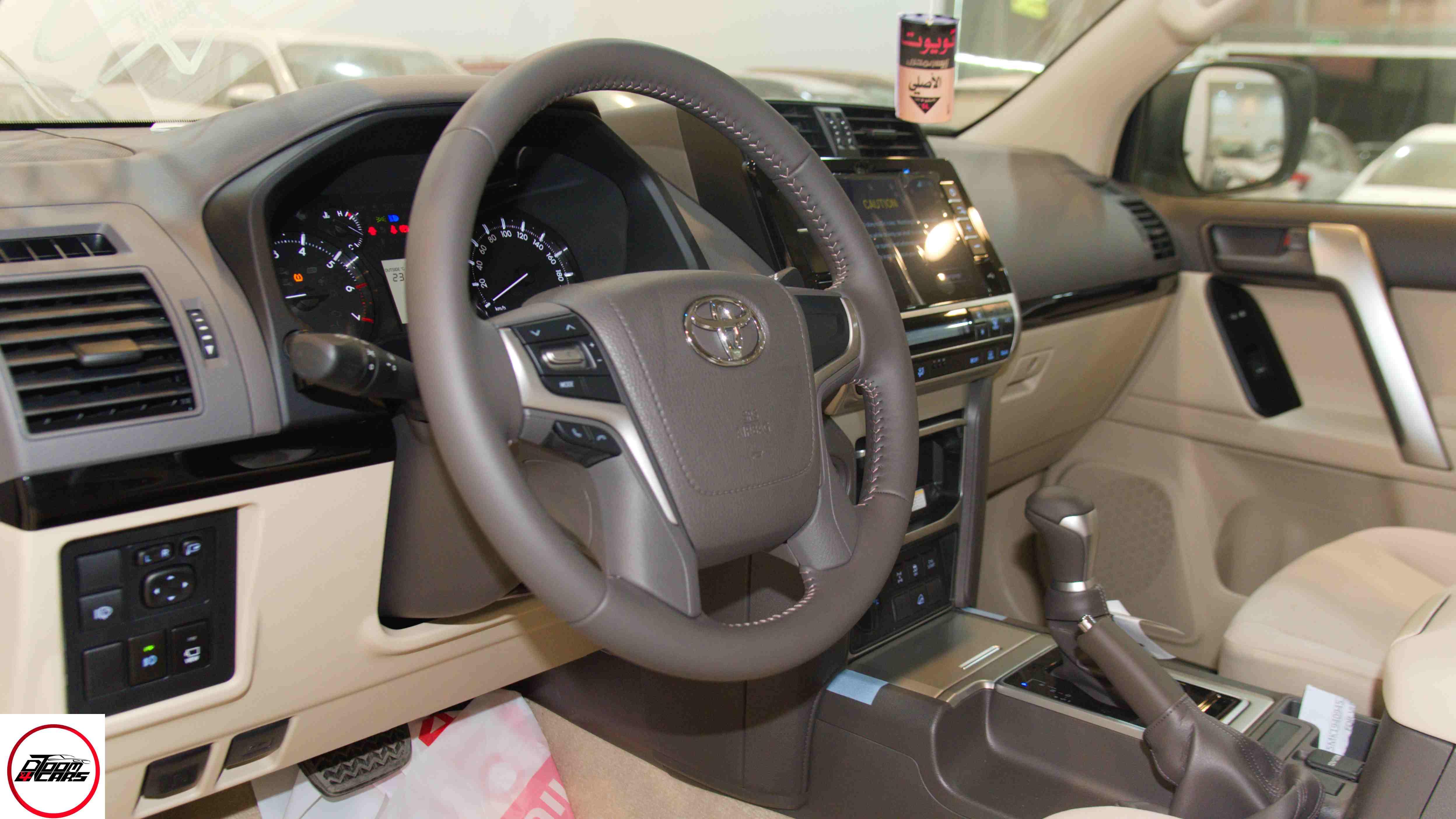 تويوتا  برادو  2021   TXL1   بنزين 6 سلندر   سعودي  للبيع في الرياض - السعودية - صورة كبيرة - 10
