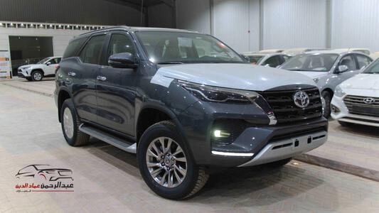 سيارة تويوتا فورتشنر2021  VX3   فل كامل 4.0 بنزين سعودي  للبيع