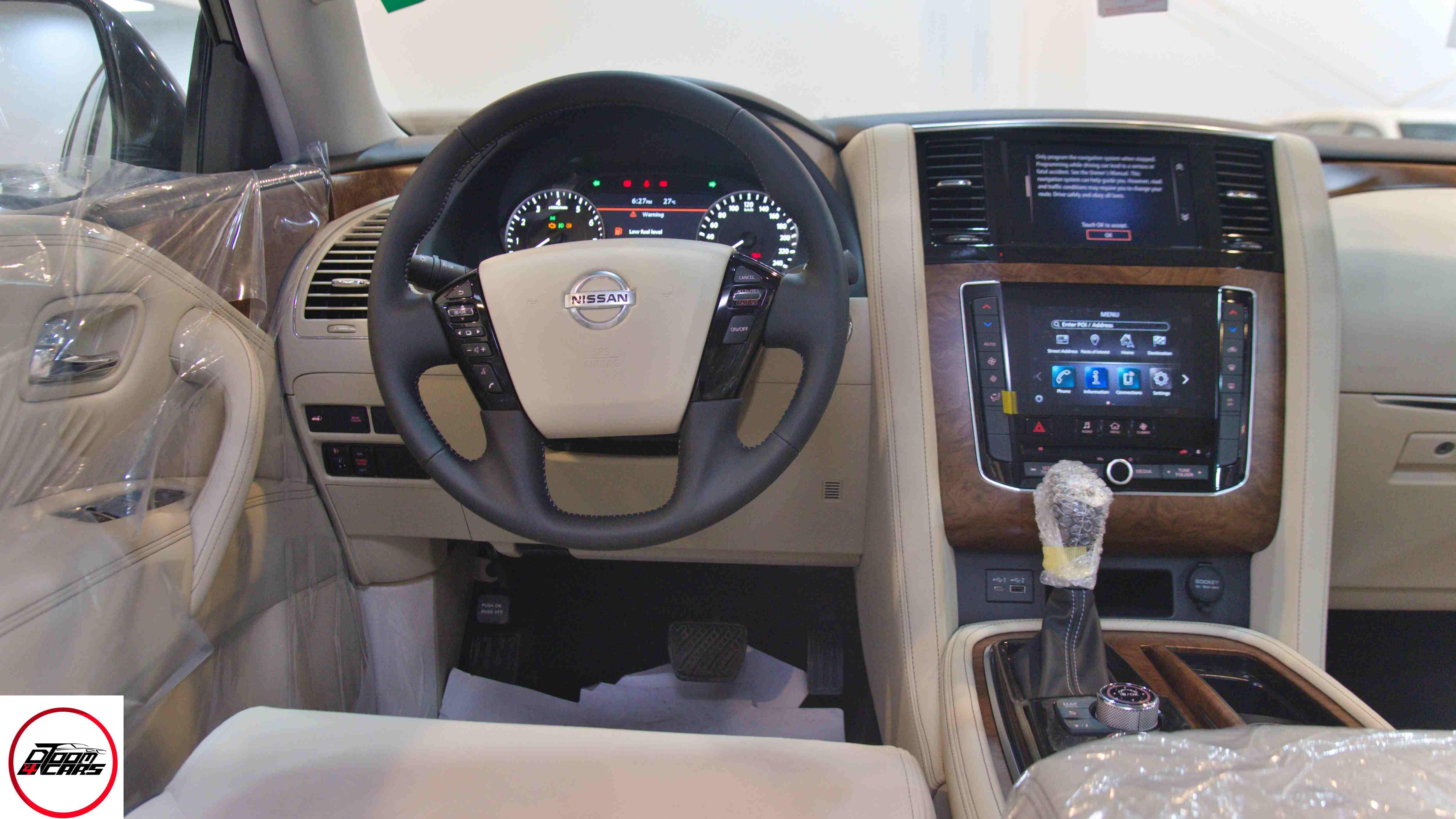 نيسان باترول 2021   SE2  بنزين 6 سلندر سعودي جديد للبيع في الرياض - السعودية - صورة كبيرة - 8