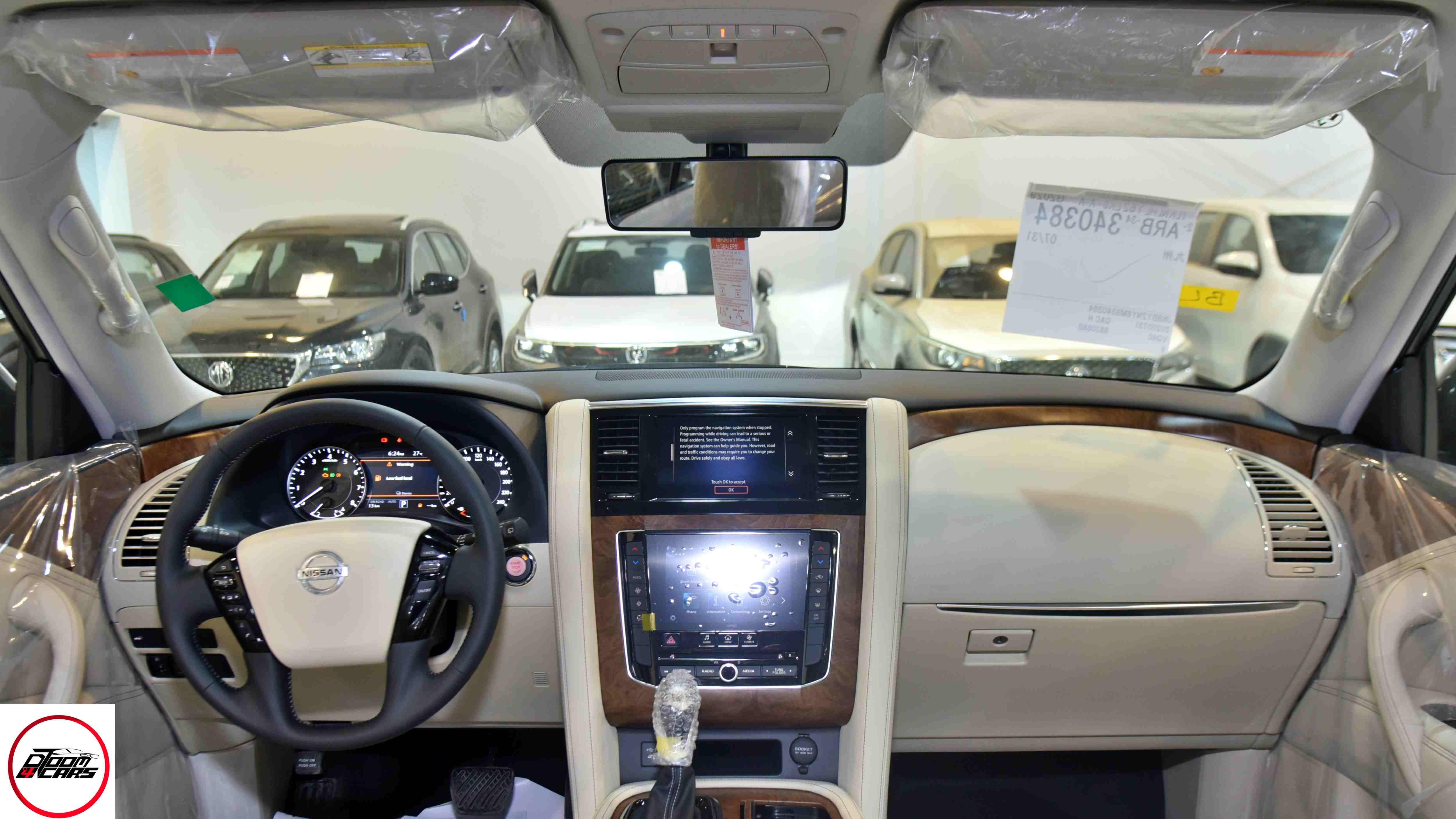 نيسان باترول 2021   SE2  بنزين 6 سلندر سعودي جديد للبيع في الرياض - السعودية - صورة كبيرة - 6