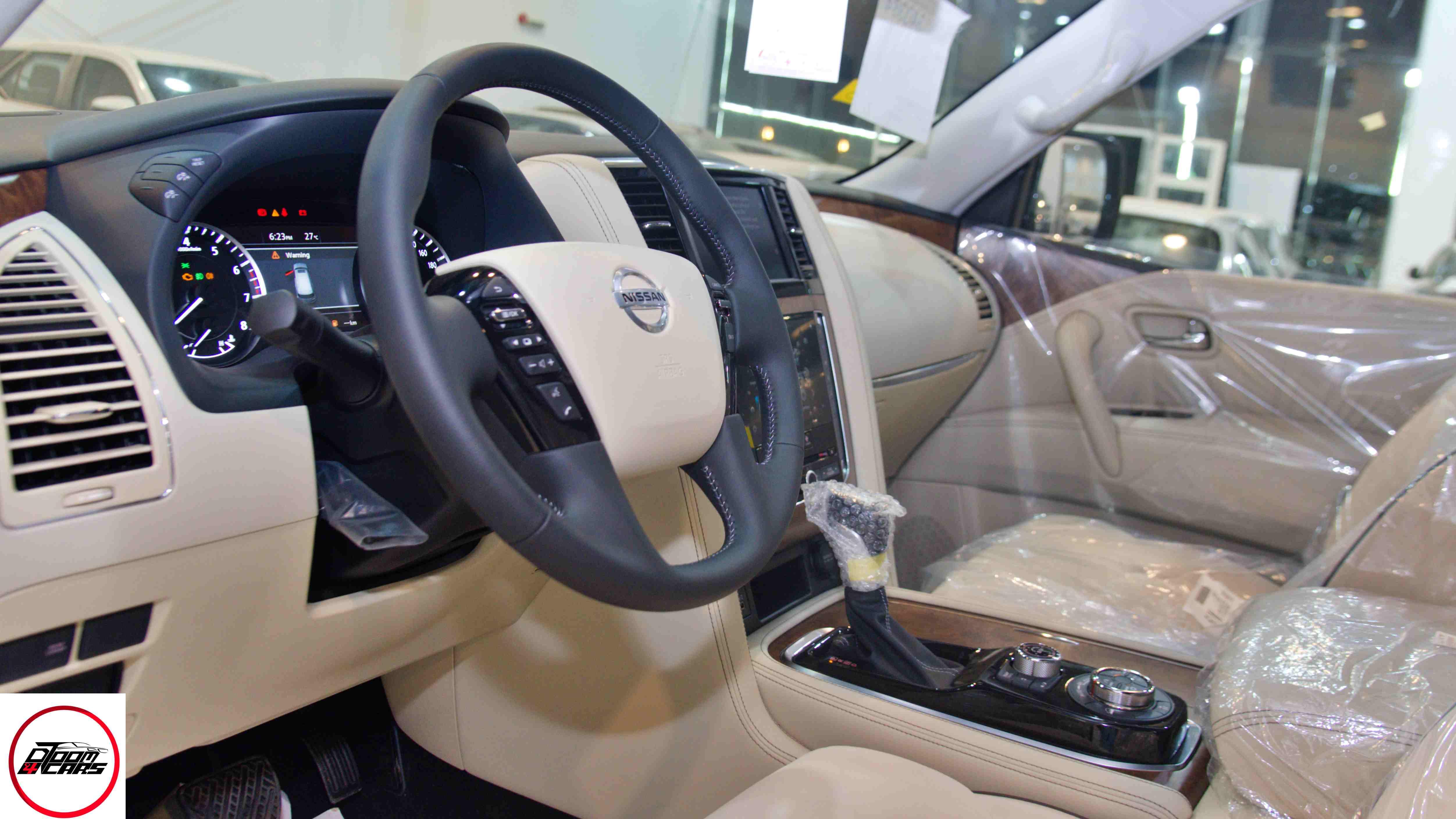 نيسان باترول 2021   SE2  بنزين 6 سلندر سعودي جديد للبيع في الرياض - السعودية - صورة كبيرة - 10