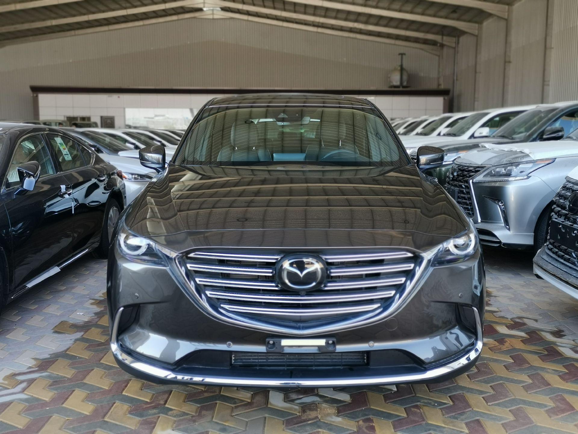 مازدا CX9 2020 سجنتشر فل خليجي للبيع في الرياض - السعودية - صورة كبيرة - 6