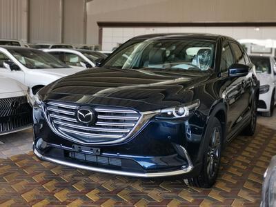 سيارة مازدا CX9 2020 سجنتشر فل خليجي للبيع