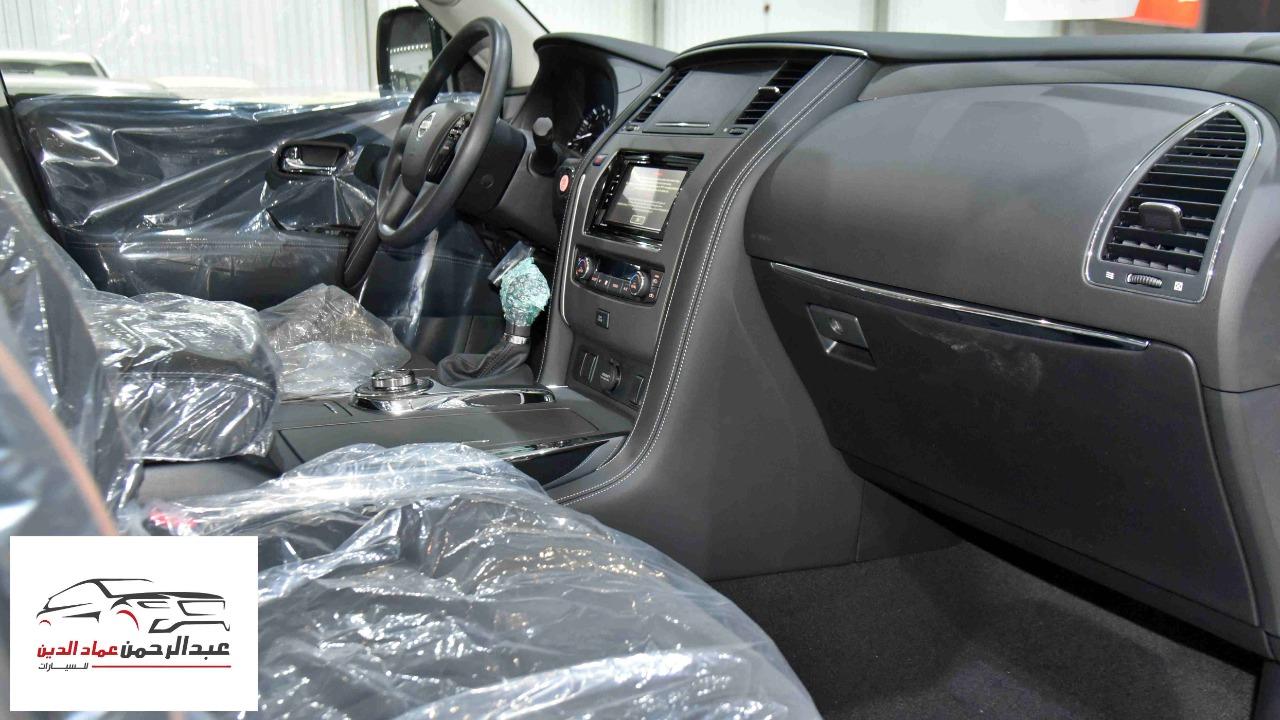 نيسان باترول XE ستاندر 2021 سعودي V6 جديد  للبيع في الرياض - السعودية - صورة كبيرة - 4