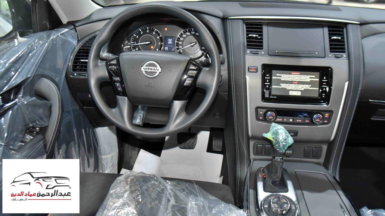 نيسان باترول XE ستاندر 2021 سعودي V6 جديد  للبيع في الرياض - السعودية - صورة كبيرة - 8