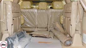لكزس LX570- 2021   فل SS  سعودي جديد للبيع في الرياض - السعودية - صورة صغيرة - 12