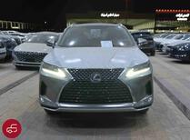 لكزس RX 450  2021 بانوراما  هايبرد  سعودي جديد للبيع في الرياض - السعودية - صورة صغيرة - 3