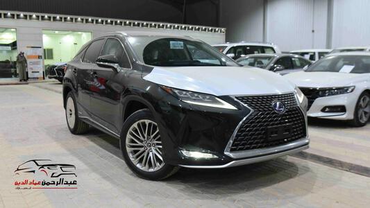 سيارة لكزس RX 450 سعودي 2021 هايبرد جديد_شامل الضريبه للبيع