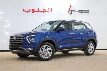 هونداي كريتا 2021 Smart Plus سعودي