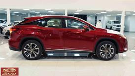 لكزس RX 450 هايبرد 2020 سعودي 258.750 شامل الضريبة عرض خاص  للبيع في الرياض - السعودية - صورة صغيرة - 4