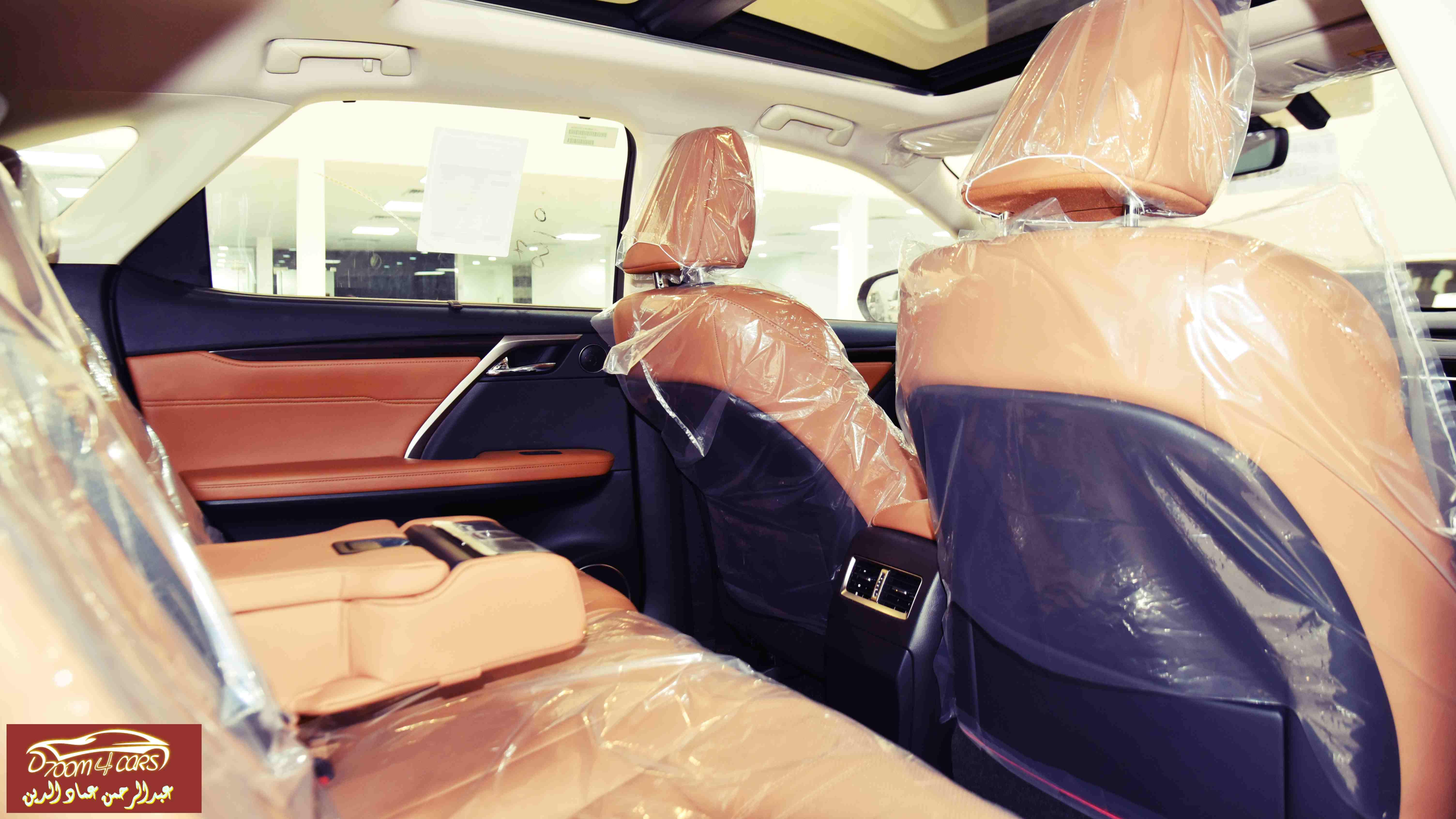 لكزس RX 450 هايبرد 2020 سعودي 258.750 شامل الضريبة عرض خاص  للبيع في الرياض - السعودية - صورة كبيرة - 7