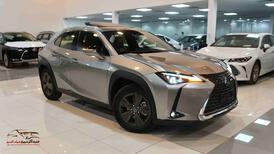 لكزس UX 200-AA ستاندر 2021 بريمي جديد_شامل الضريبه للبيع في الرياض - السعودية - صورة صغيرة - 1