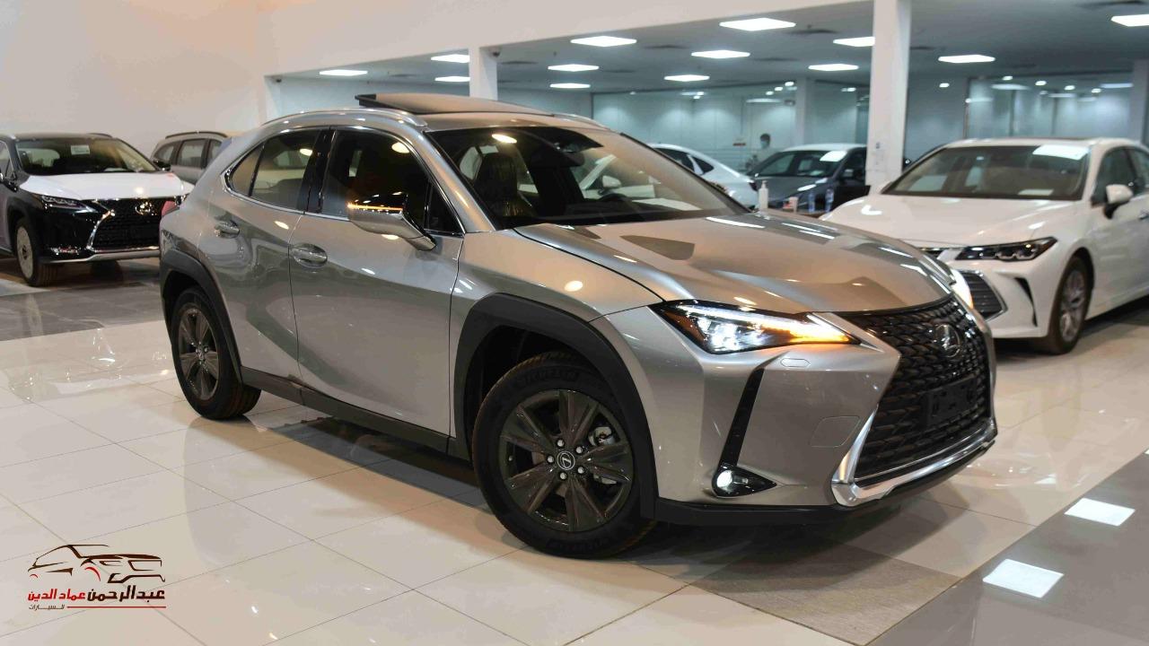 لكزس UX 200-AA ستاندر 2021 بريمي جديد_شامل الضريبه للبيع في الرياض - السعودية - صورة كبيرة - 1