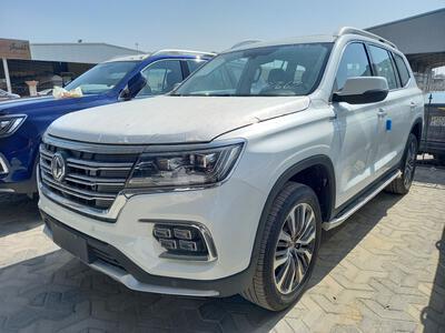 ام جي RX8 دبل 2020 فل سعودي جديد
