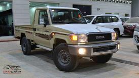 تويوتا شاص 2021  ديلوكس بدون ونش بنزين  سعودي  للبيع في الرياض - السعودية - صورة صغيرة - 1