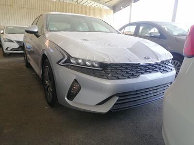 سيارة كيا  K5 سعودي 2021 جديد للبيع