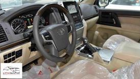 تويوتا لاندكروزر 2021   GXR1  بلس فتحة  6 سلندر بنزين سعودي للبيع في الرياض - السعودية - صورة صغيرة - 8