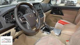 تويوتا لاندكروزر 2021 GXR1   بنزين 8 سلندر  خليجي جديد  للبيع في الرياض - السعودية - صورة صغيرة - 5