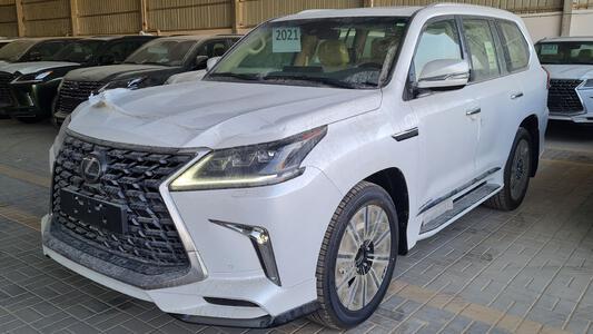سيارة لكزس LX 2021 للبيع للبيع