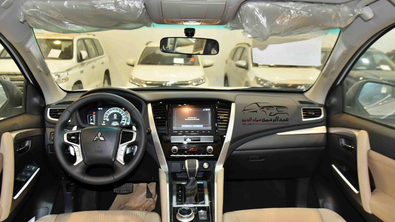 ميتسوبيشي 2020 مونتيرو ستاندر دبل سعودي عرض خاص  للبيع في الرياض - السعودية - صورة كبيرة - 11